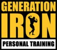 Generation Iron Personal Training Logo