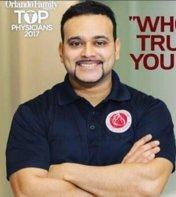 Dr. Irfan Siddiqui - Top Physicians 2017