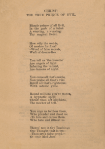 Might is Right The Logic of To-day The Auditorium Press 1896