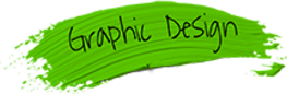 Graphic Design Paint Stroke
