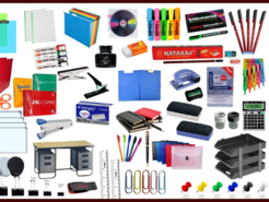 office stationery and tools