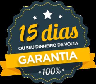 15 dias de garantia Curso CRM para corretores
