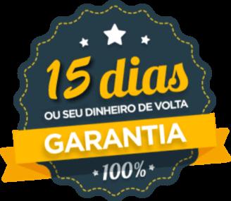 15 dias de garantia no curso de vídeo conferência