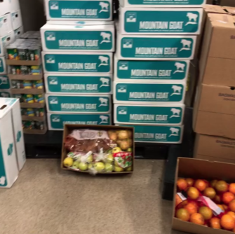 Grace Lutheran Red Lion Food Pantry