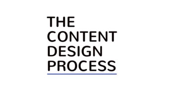 What Is Content Design?
