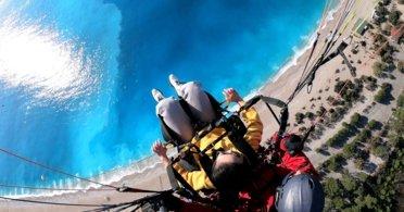 Fethiye Ölüdeniz Yamaç Paraşütü Blog