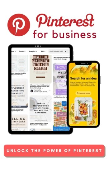 Pinterest for Business - unlock the power of Pinterest for your business