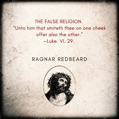 Ragnar Redbeard Famous Quotes and Sayings