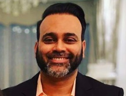 Irfan Siddiqui saves bystander