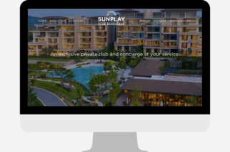 Website Design agency project bangsaray