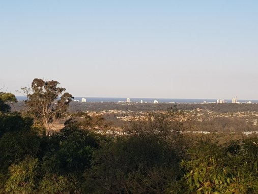 Pacific Pines Lookout to the Gold Coast Beaches