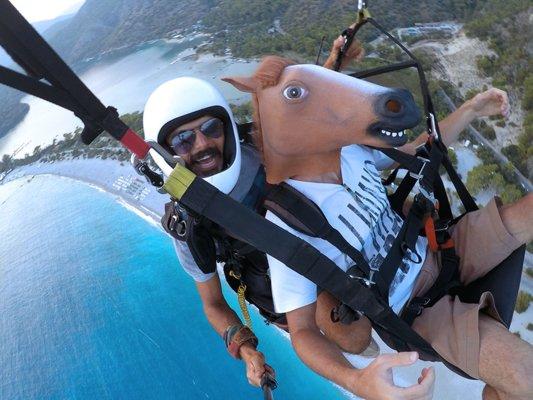 Fethiye Yamaç Paraşütü tehlikeli mi?