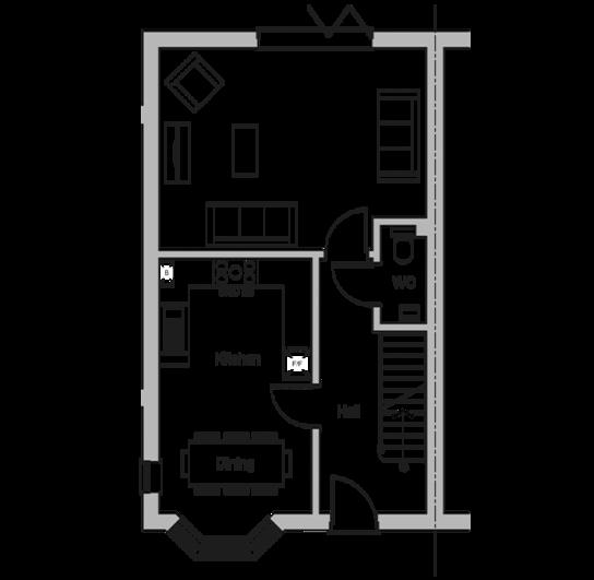 Brampton Park Sedgwick Ground Floor Plan
