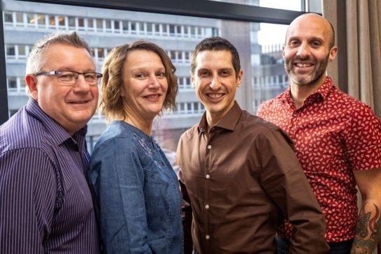 Business Team Photograph
