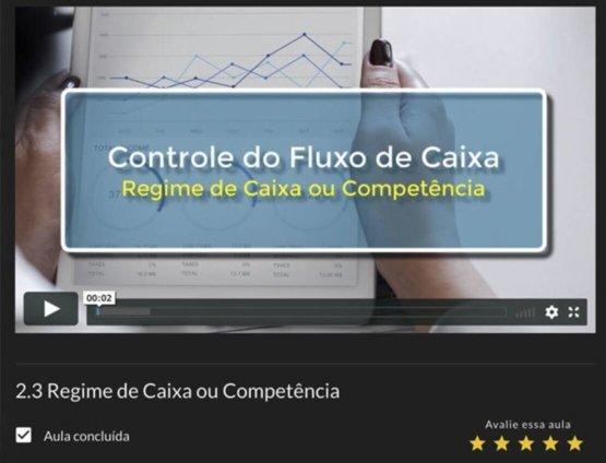 Controle de fluxo de caixa