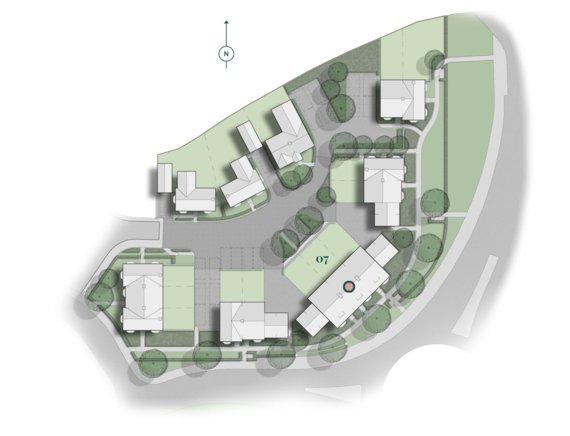 Brampton Park Sedgwick Plots Location