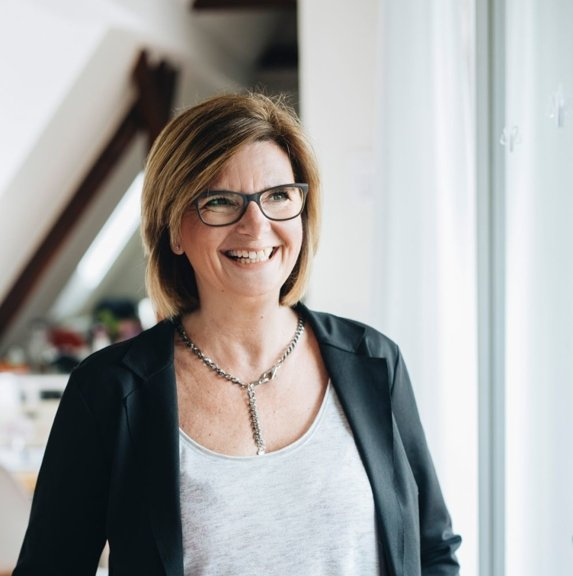 Ursula Wienken Geschäftsführerin MQ-Gesellschaft für MehrQualität mbh