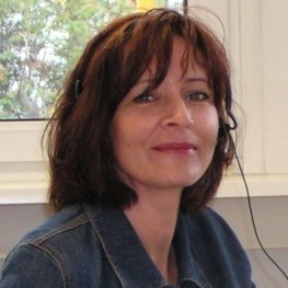 Jutta Krüger beim Innovationstag von K2L