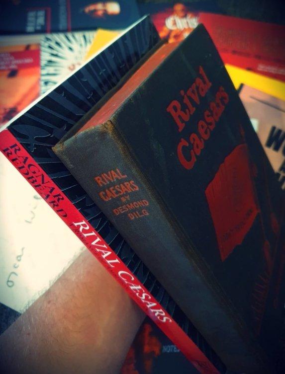 Rival Caesars By Desmond Dilg 1903 Ragnar Redbeard