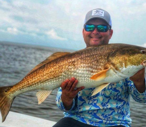 Captain Cory freshwater fishing