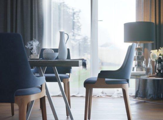 Windborough Homes Dining Room Interior Design