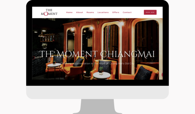 Hotel Website Design Agency in Chiang Mai