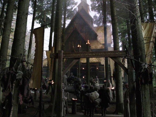 TRIUMPHAL DEATH CHANT OF RAGNAR LODBROCK By Arthur Desmond (Ragnar Redbeard)