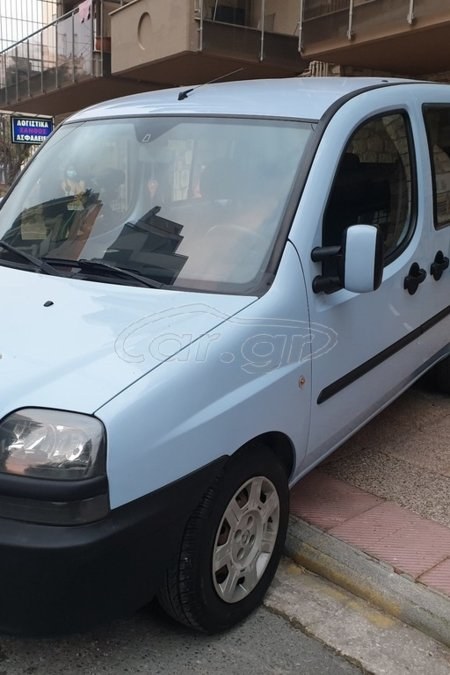 Fiat doblo car-gr auto class