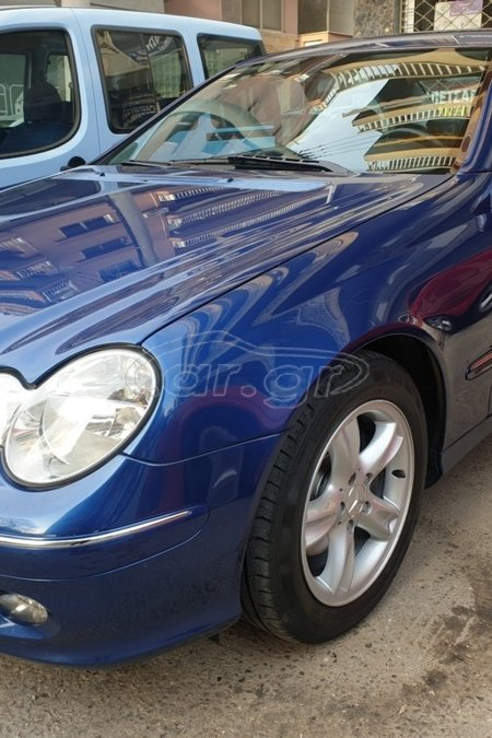 Mercedes benz clk 200 auto class